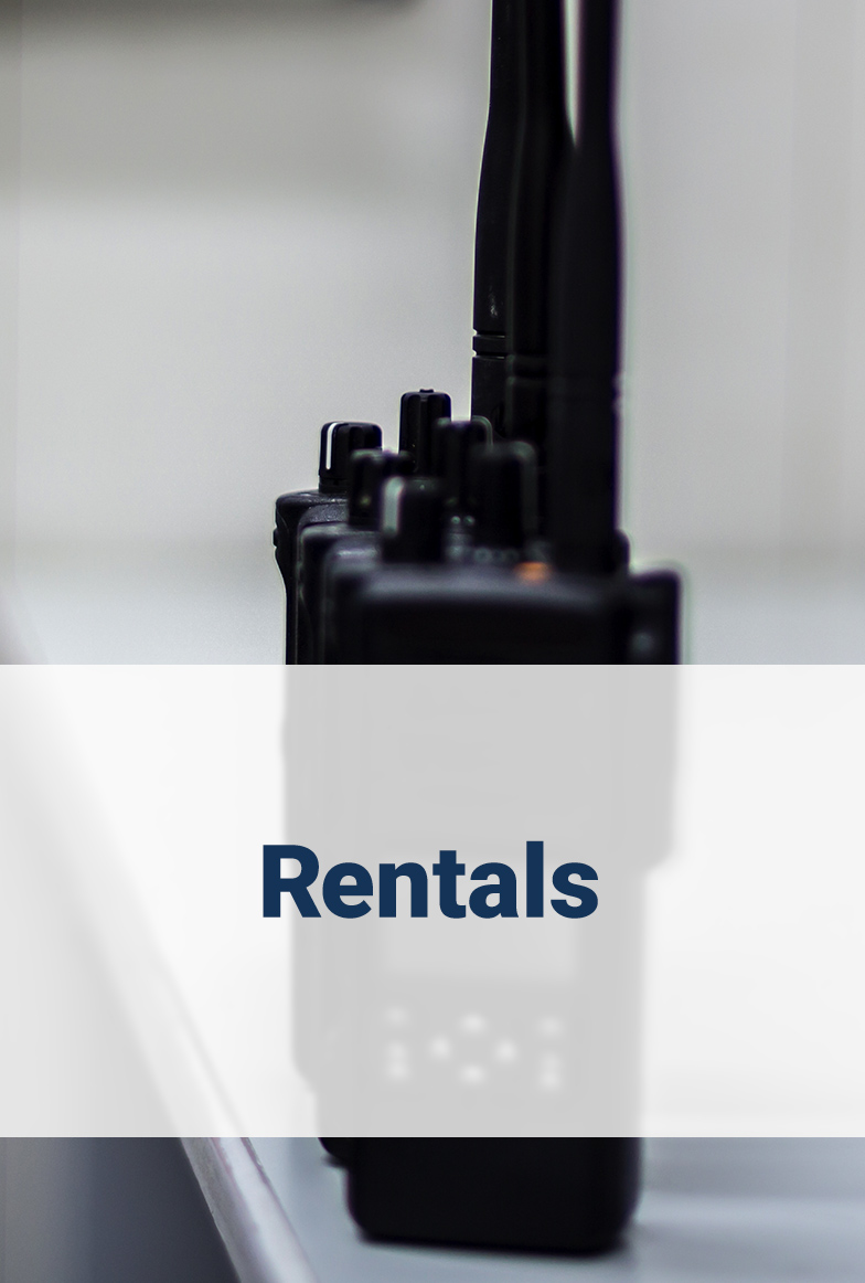 CRC Communications - Rentals